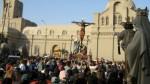 Ica: delincuentes causan pánico en procesión del Señor de Luren - Noticias de cristo moreno