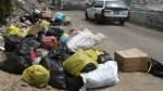 Alrededores del Cerro San Cristóbal terminaron llenos de basura - Noticias de viernes santo