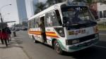 ¿Por qué Lima y Callao no se unen para ordenar el transporte? - Noticias de foto papeletas