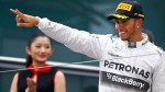 F1: Lewis Hamilton ganó el GP de China y sigue imparable - Noticias de pilotos