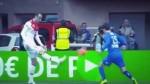 Berbatov y el soberbio gol de sombrero en el fútbol francés - Noticias de ogc niza
