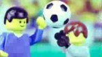 Lego recreó la 'Mano de Dios' de Maradona ante Inglaterra - Noticias de peter shilton