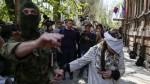 Prorrusos capturan a reportera acusándola de criminal de guerra - Noticias de detenidos