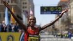 Maratón de Boston reunió a 36 mil corredores de todo el mundo - Noticias de peruanos destacados