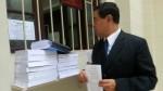 Pedido de revisión de sentencia de Fujimori no fue recibido - Noticias de julio salazar monroe