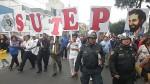 """Paro del Sutep """"es irresponsable"""", según Ministro de Educación - Noticias de ley de reforma magisterial"""
