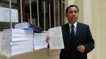 Alberto Fujimori ya presentó recurso para revisar su sentencia - Noticias de julio salazar monroe