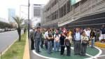 """El 10% de peruanos dice estar """"algo preparado"""" para un temblor - Noticias de alimentos perecibles"""