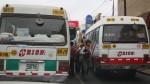 Las empresas con más papeletas deben al SAT más de S/. 30 mlls. - Noticias de accidentes de tránsito