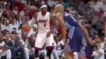 La genial maniobra de LeBron James en la victoria del Heat - Noticias de charlotte bobcats