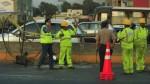 Accidente vehicular congestionó un tramo de la Panamericana Sur - Noticias de puente primavera