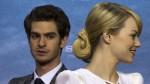 Emma Stone reprendió a Andrew Garfield por comentario sexista - Noticias de electron