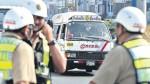 La policía no tiene la capacidad para fiscalizar a choferes - Noticias de accidentes de tránsito