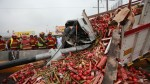 Un muerto y un herido por accidente en la Panamericana Sur - Noticias de accidentes de tránsito