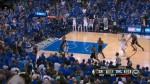 Triple de Vince Carter fulminó a los Spurs en el último segundo - Noticias de vince carter