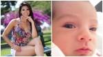 Sully Sáenz publicó la primera fotografía de su bebe - Noticias de sully sáenz