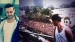 Liam Payne se convirtió en TT global tras llegar al Perú - Noticias de topsy