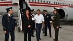 Humala enrumbó a Panamá y por la noche viajará a Colombia - Noticias de vicecanciller rojas