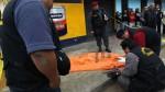 Sujeto fue acribillado por sicarios dentro de taxi en Chimbote - Noticias de penal cambio puente