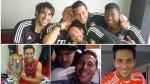 Un año de Claudio Pizarro en Twitter con sus mejores fotos - Noticias de sala luna pizarro