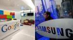 Europa lanzó advertencia a Google y Samsung por uso de patentes - Noticias de arbitrajes