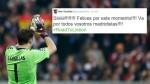 Jugadores de Real Madrid comparten clasificación por twitter - Noticias de real madrid iker casillas