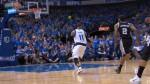 NBA: el genial contragolpe de los Mavericks ante los Spurs - Noticias de vince carter