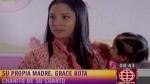"""""""Al fondo hay sitio"""": 'Grace' botó a 'Charito' de su casa - Noticias de mayra couto"""