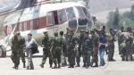"Nadine Heredia ""motivó"" a Humala a levantarse en Locumba - Noticias de velero karisma"