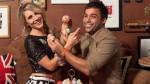 Renzo Schuller será papá: su esposa tiene 4 meses de embarazo - Noticias de esposa de renzo schuller