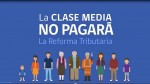 Chile: polémica por video del gobierno sobre reforma tributaria - Noticias de jaime quintana