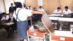 Así estudian los niños de este colegio de La Libertad - Noticias de feria escolar