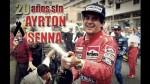 Ayrton Senna: el mundo lloró hace 20 años al piloto brasileño - Noticias de damon hill
