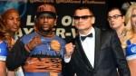 Óscar de la Hoya organiza la pelea entre Mayweather y Maidana - Noticias de golden boy