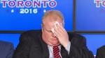 Alcalde de Toronto Rob Ford deja el cargo para desintoxicarse - Noticias de pipas de crack