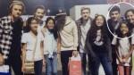 Nadine Heredia y sus hijas conocieron a los One Direction - Noticias de nayra humala
