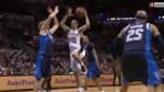 Manu Ginobili se luce con esta jugada en victoria de los Spurs - Noticias de vince carter