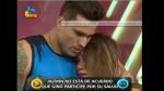 """""""Esto es guerra"""": Jazmín Pinedo no quiere que Gino compita - Noticias de jazmín y gino esto es guerra"""