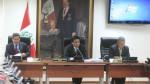 Albán y Escalante no se presentaron ante Fiscalización - Noticias de cecilia rosales