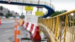 Desvían tránsito desde las 11 p.m. en la Panamericana Sur - Noticias de puente atocongo
