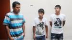 Trujillo: capturan a menores que extorsionaban a comerciante - Noticias de mercado la hermelinda