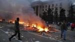 Ucrania culpa a Yanukovich por la violencia callejera en Odessa - Noticias de julia timoshenko