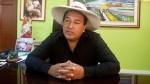 Viñas no dice cuántos ex terroristas laboran en región Tumbes - Noticias de cecilia rosales