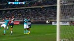El gol de Guevgeozián que dio el triunfo a Alianza ante Cristal - Noticias de copa movistar 2013