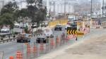 Tránsito en Panamericana Sur será desviado durante la madrugada - Noticias de puente atocongo