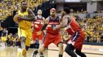 El genial contragolpe de los Pacers con un pase de espaldas - Noticias de roy hibbert