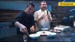 Artistas y cocineros unieron sus artes en Miraflores - Noticias de diego conroy