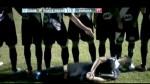 Insólito: se echó para evitar gol por debajo de la barrera - Noticias de ponte lucio