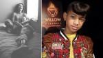 Hija de Will Smith causa polémica con esta fotografía - Noticias de hannah smith