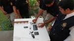 Incautan 14 celulares, chips y droga en penal de Chiclayo - Noticias de penal de chiclayo